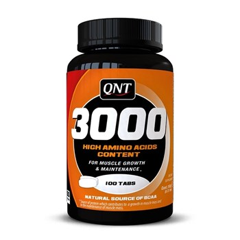Picture of QNT Amino Acid 3000 100tabs