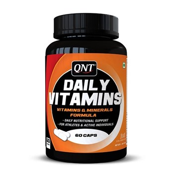 Picture of QNT Daily Vitamins 60caps
