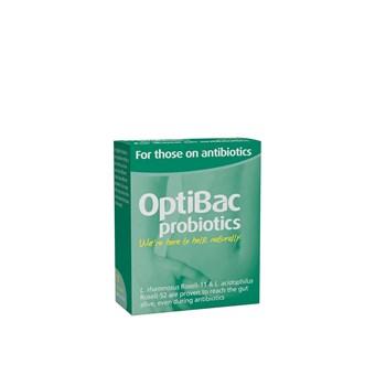 Picture of OPTIBAC Probiotics For Those On Antibiotics 10caps