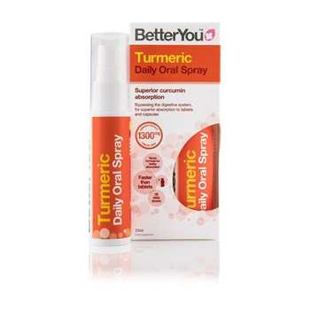 Picture of BETTERYOU Turmeric Daily Oral Spray 25ml
