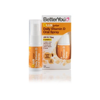 Picture of BETTERYOU DLux Junior Daily Vitamin D Oral Spray 15ml