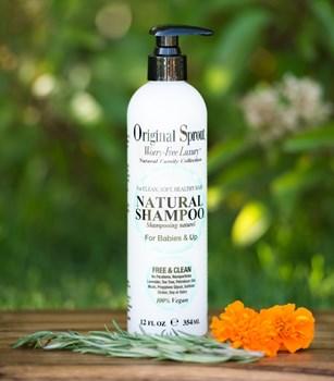Picture of ORIGINAL SPROUT Natural Shampoo 354ml