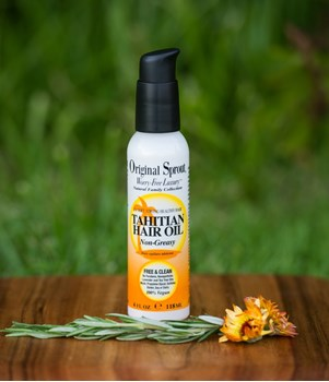 Picture of ORIGINAL SPROUT Tahitian Hair Oil 118ml