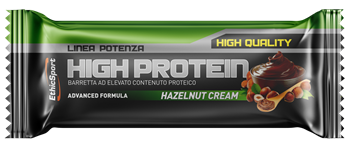 Picture of ETHICSPORT High Protein Bar Hazelnut Cream 55gr