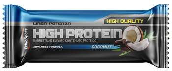 Picture of ETHICSPORT High Protein Bar Coconut 55gr
