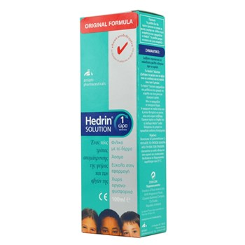 Picture of HEDRIN Lotion 100ml