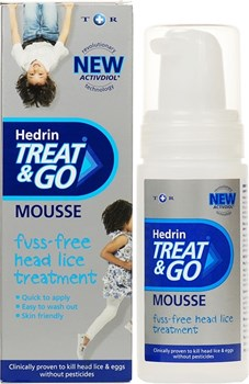 Picture of HEDRIN Treat & Go Mousse 100ml