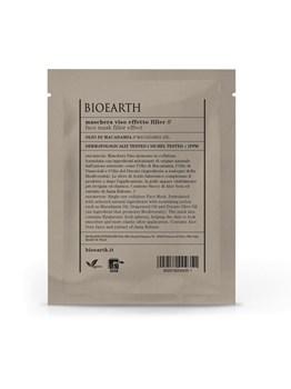 Picture of BIOEARTH Μάσκα Προσώπου για Γέμισμα Ρυτίδων με Μακαντάμια 15ml