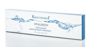 Picture of KRAUTERHOF Hyaluron 14ήμερη Θεραπεία Ομορφιάς 14x2ml