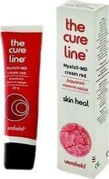 Picture of VERISFIELD The Cure Line Hyalsil-MD Cream Red 30gr