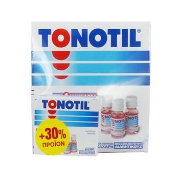 Picture of TONOTIL 10 φιαλίδια x 10ml (+ 30% Δώρο → 3 φιαλίδια)