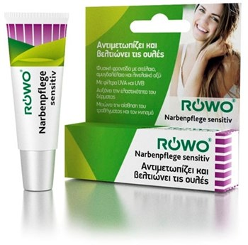 Picture of EUROMED Rowo Narbenpflege Sensitiv 10ml