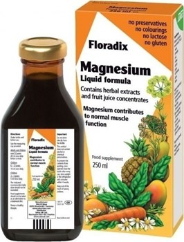 Picture of POWER HEALTH Floradix Magnesium 250ml
