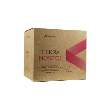 Picture of GENECOM Terra Inositol 30 φακελίσκοι x 6gr