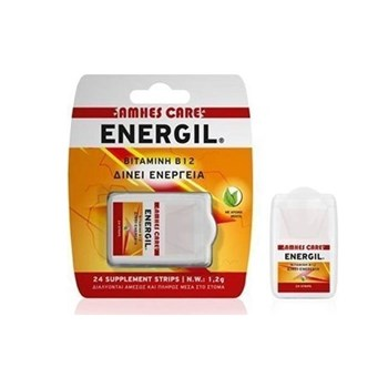 Picture of AMHES CARE Energil B12 24strips