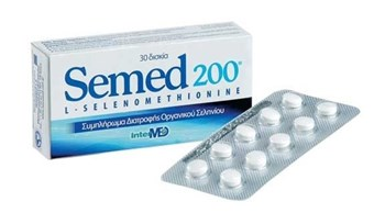 Picture of INTERMED Semed 200 30tabs