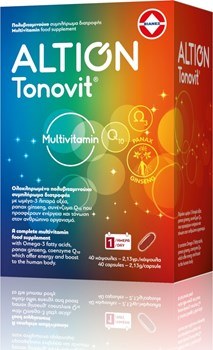Picture of ALTION Tonovit Multivitamin 40caps