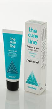 Picture of VERISFIELD The Cure Line Caspar 6-MD Cutaneous Cream 50gr
