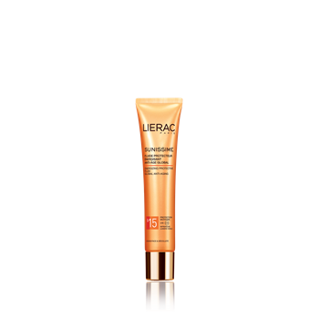 Picture of LIERAC Sunissime Protective Fluide Protecteur Energisant Anti-Age Global SPF15 Visage 40ml