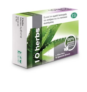 Picture of ESI 10 Herbs Colon Cleanse 30tabs
