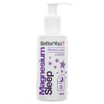 Picture of BETTERYOU Magnesium Sleep Lotion Junior 135ml