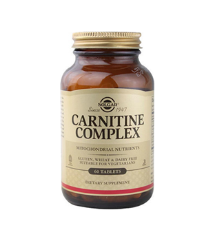 Picture of Carnitine Complex veg tabs 60s