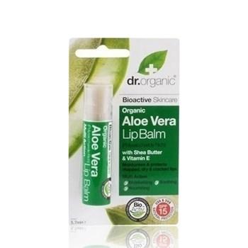 Picture of Dr. Organic Aloe Vera Lip Balm 5.7 ml