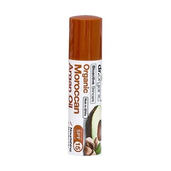 Picture of Dr. Organic Moroccan Argan Oil Lip Balm 5.7 ml