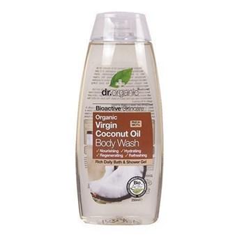 Picture of Dr. Organic Organic Virgin Coconut Oil Body Wash 250ml Αφρόλουτρο 'Ελαιο Καρύδας