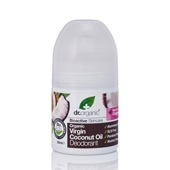 Picture of Dr.organic Dr. Organic Organic Coconut oil Deodorant 50 ml Αποσμητικό με έλαιο καρύδας