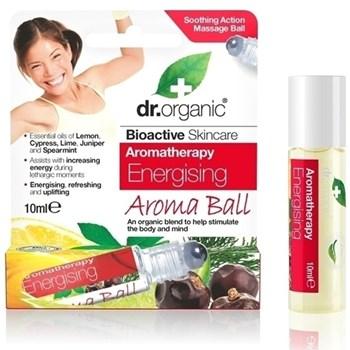 Picture of Dr. Organic Energising Aroma Ball 10ml Τονωτικό Ίαμα με συνδυασμό Αιθέριων Ελαίων