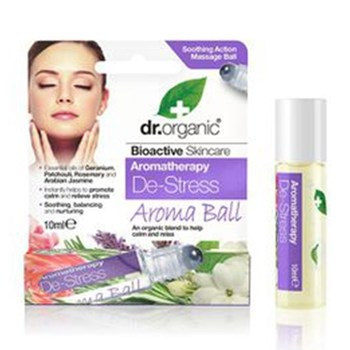 Picture of Dr. Organic ?Sleep Therapy Aroma Ball 10ml Xαλαρωτικό Ίαμα με συνδυασμό Αιθέριων Ελαίων