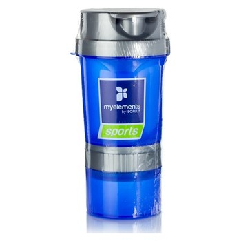 Picture of MyElements Sports Protein Shaker 500ml Σέικερ Ανάμιξης Ροφημάτων 1τμχ