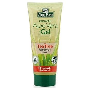 Picture of Optima ALOE VERA GEL TEA-TREE 200ml