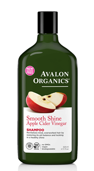Picture of AVALON ORGANICS Apple Cider Vinegar Shampoo 325ml