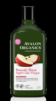 Picture of AVALON ORGANICS Apple Cider Vinegar Shampoo 325ml
