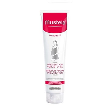 Picture of MUSTELA Stretch marks prevention cream 150ml Κρέμα πρόληψης ραγάδων