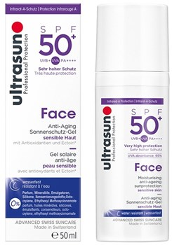 Picture of Ultrasun Professional Protection Anti-age SPF50 50ml