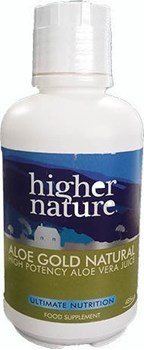 Picture of Higher Nature Aloe Gold 485ml Natural