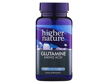 Picture of Higher Nature Glutamine 90 κάψουλες