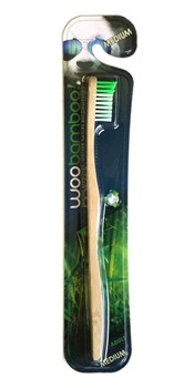 Picture of WOOBAMBOO Οδοντόβουρτσα Medium 1τμχ