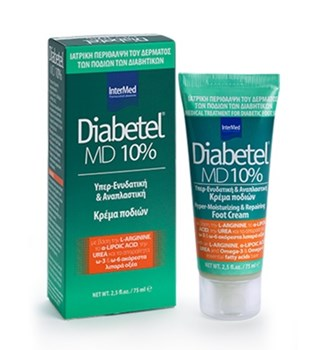 Picture of Intermed Diabetel MD cream 10% 75ml