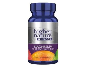 Picture of Higher Nature True Food Magnesium 30veg caps