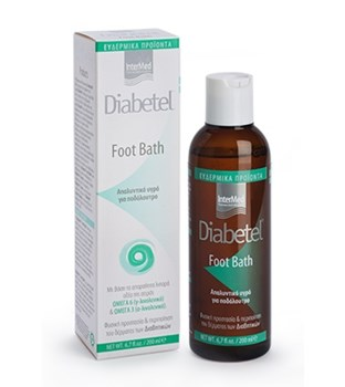 Picture of INTERMED Diabetel Foot Bath 200ml