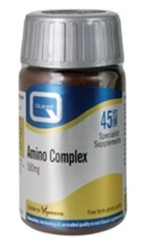 Picture of QUEST Amino Complex 500mg 45tabs