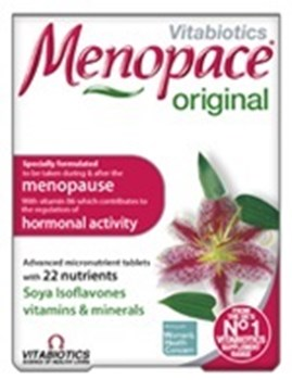 Picture of VITABIOTICS MENOPACE 30 TABS