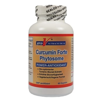 Picture of Curcumin Forte Phytosome 60caps PROV NUTRACEUTICAL