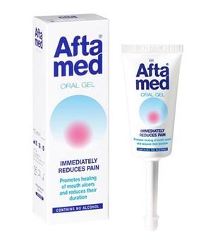 Picture of AFTAMED Gel 15 ml Αντιμετώπιση κατά των στοματικών ελκών άφθες