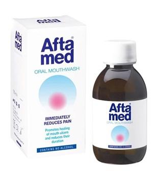 Picture of AFTAMED Solution 150 ml Αντιμετώπιση κατά των στοματικών ελκών άφθες