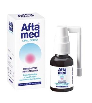 Picture of AFTAMED Spray 20 ml Spray για την αντιμετώπιση των στοματικών ελκών